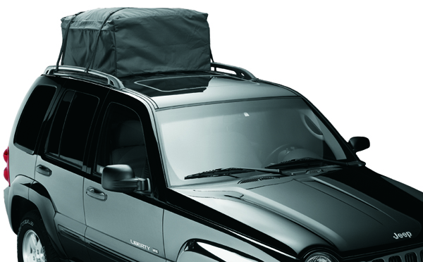 Universal Car Storage Rooftop Cargo Bag, 13-Cubic Feet