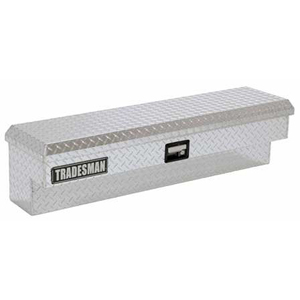 "48"" Aluminum Side Bin Tool Box"