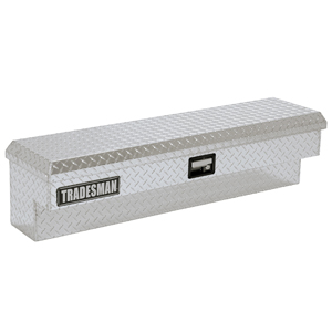 "70"" Aluminum Side Bin Tool Box"