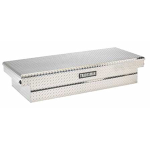 "Tradesman Truck Accessories, LLC 70"" Aluminum Cross Bed Tool Box at Sears.com"