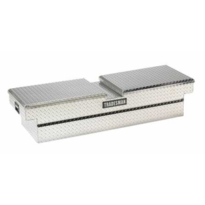 "70"" Aluminum Gull Wing Cross Bed Tool Box"