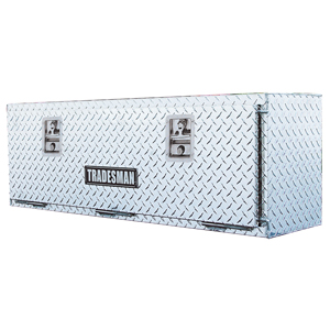 "48"" Aluminum Top Mount Tool Box"