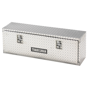 "72"" Aluminum Top Mount Tool Box"