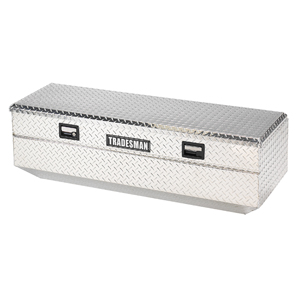 "47"" Aluminum Flush Mount Tool Box"