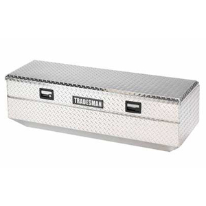 "56"" Aluminum Flush Mount Tool Box"