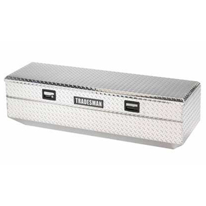"60"" Aluminum Flush Mount Tool Box"