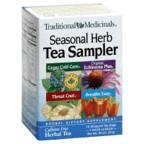 Seasonal Herb Tea Sampler ( 6 - 16 BAG )