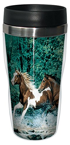Spring Creek Run Travel Tumbler