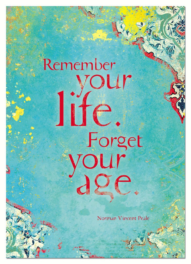 Remember Your Life Birthday