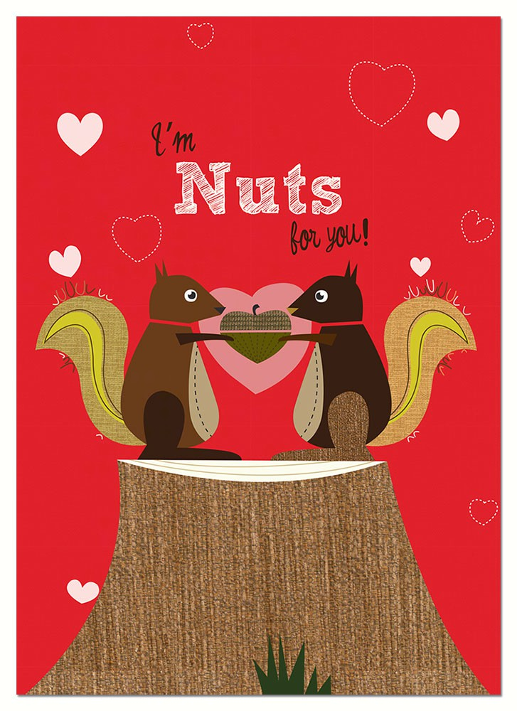 Nuts For You Love