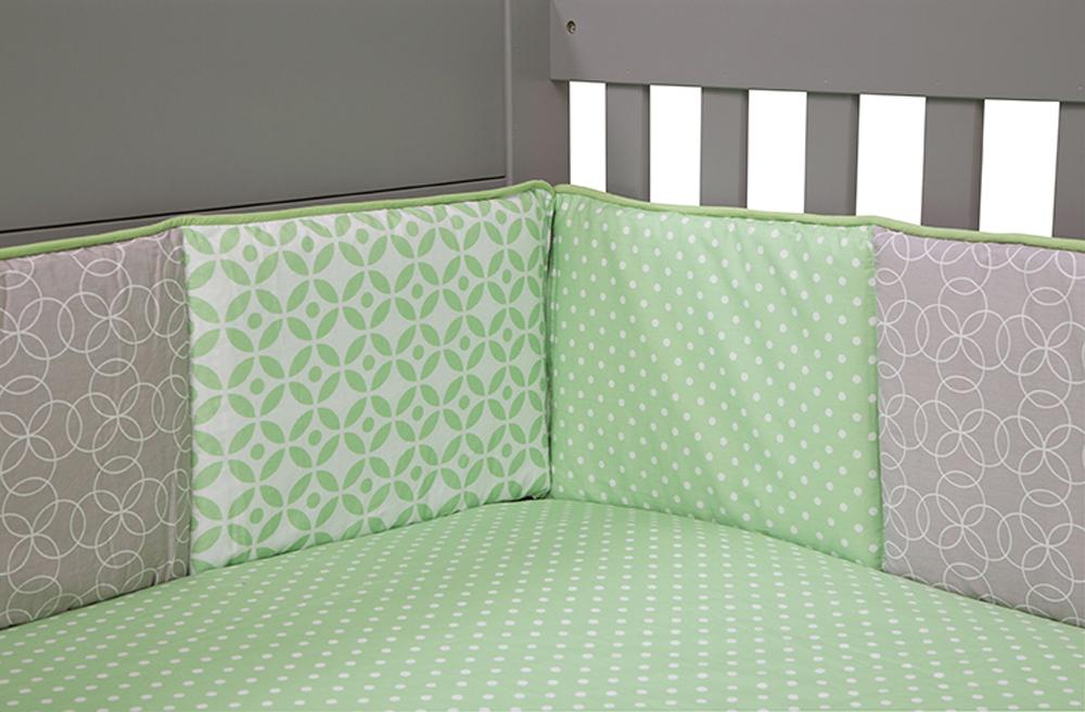 Trend-Lab Lauren - Crib Bumpers