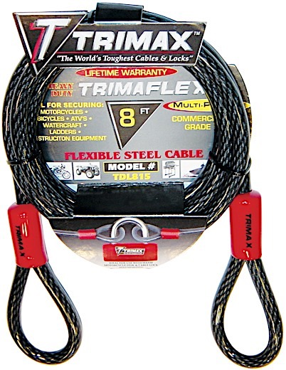 TRIMAX TRIMAFLEX  DUAL LOOP MULTI-USE CABLE 8