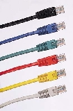3' Cat6 Patch Snagless Blue