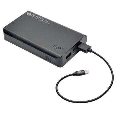 2 Port USB Mobile Power Bank 10k