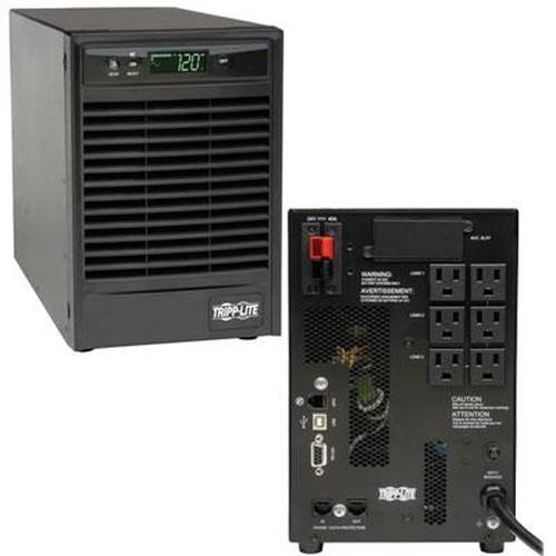1000VA 900W UPS LCD