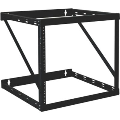 12U Wall Mount Open Frame Rack