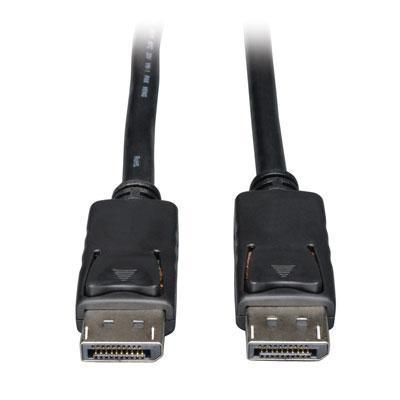 1' DisplayPort Latches M M