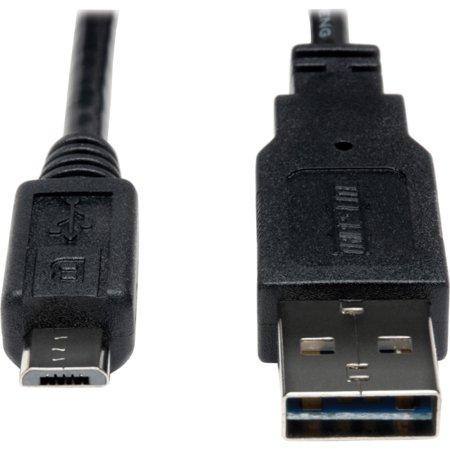 1'USB 2.0 Rvrsbl 24AWG FD Only