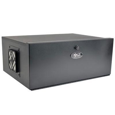5U DVR Lockbox Rack