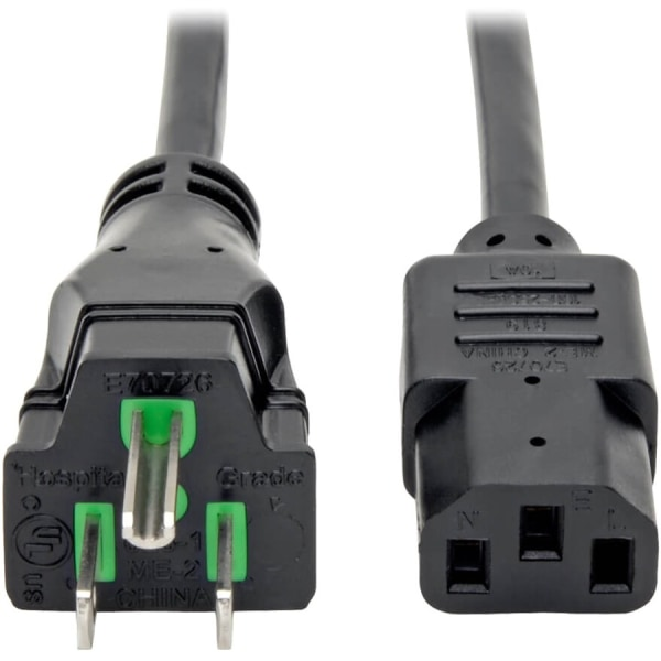 Hospital Power Cord 10A 10' FD