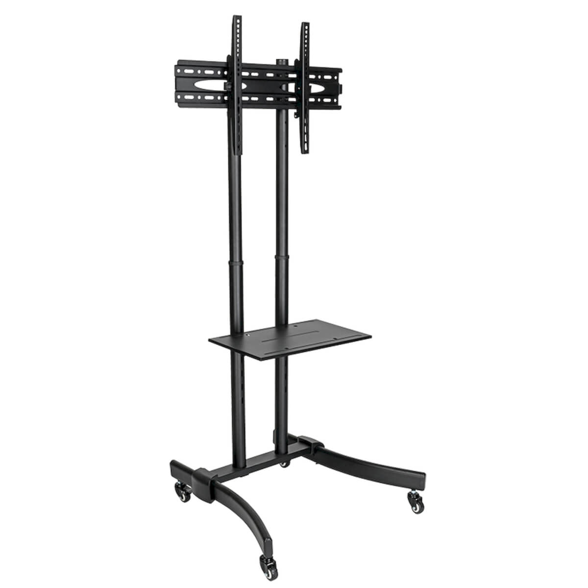 Mobile TV Floor Stand Cart