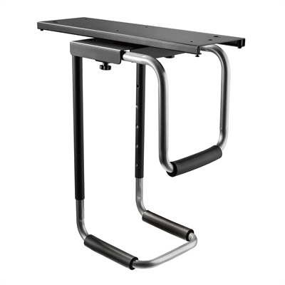 Under Desk CPU Mount for Computer Towers