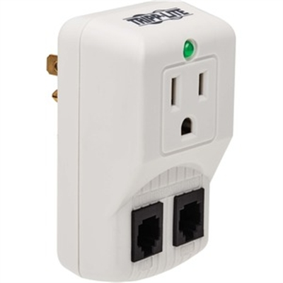 1 Outlet Direct Plug In 1080J
