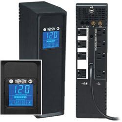 1000VA 500W UPS w LCD