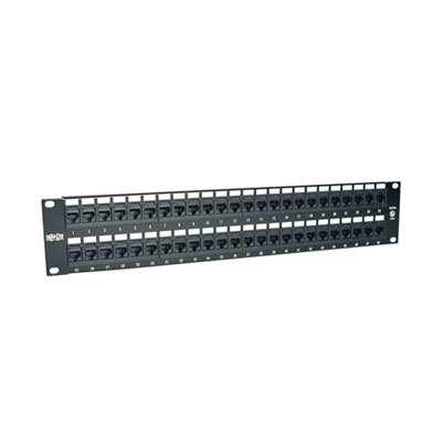 48 Port Cat6 PatchPanel 568B