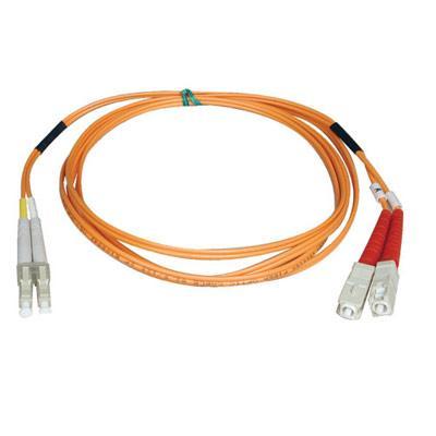 3M Duplex LC SC 62.5 125 Fiber