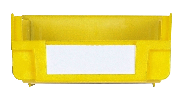 "3-5/8""Lx3-7/8""Wx1-3/4""H Yellow Bin 30 CT"