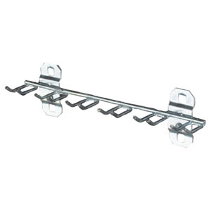 """LocHook Multi-Prong Tool Holder, 8 1/8""""W with 3/4"""" I.D."""
