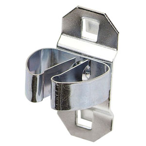 "Stainless Steel Standard Spring Clip 1/4""-1/2"", 3-Pack"