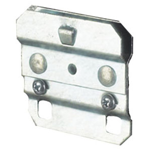 Stainless Steel BinClips for Stainless Steel LocBoard 3-Pack