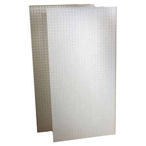 "DuraBoard Pegboards, 24""W x 48""H x 1/4""D, 2-Pack"