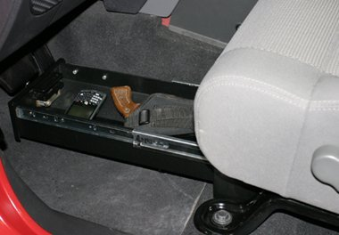 Conceal Carry Security Drawer