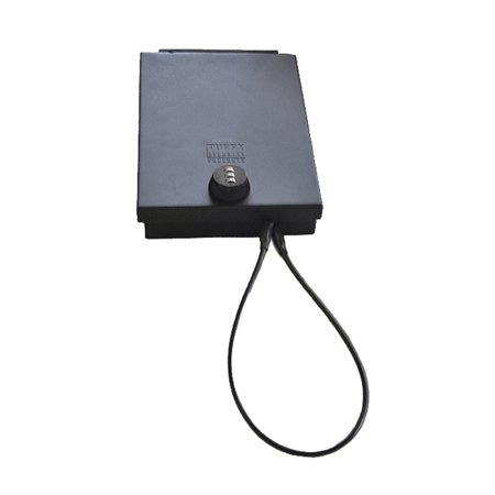 PORTABLE SAFE; FOAM LINED  (POP & GROUND SHIPPING PACKAGING)
