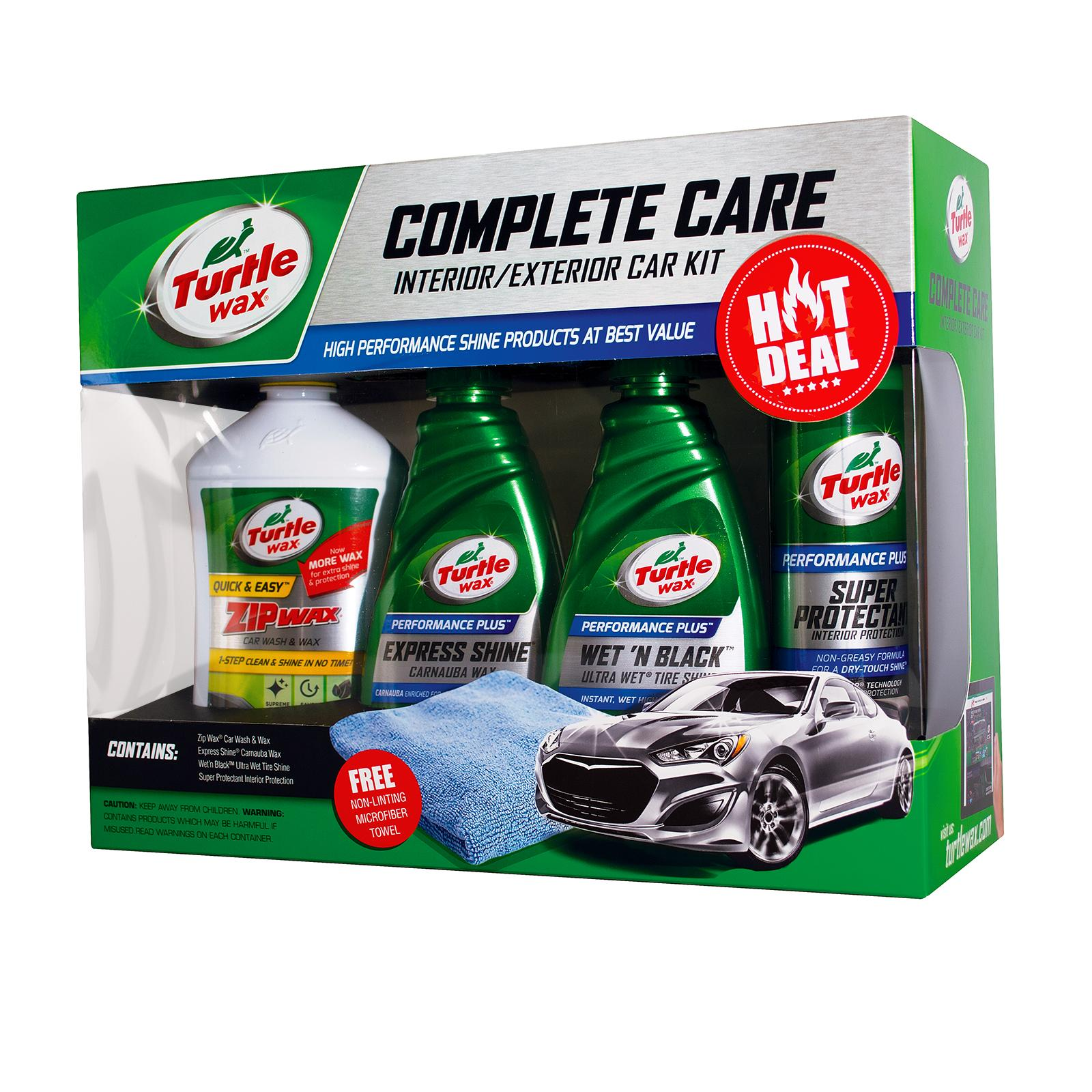 * COMPLETE CARE KIT