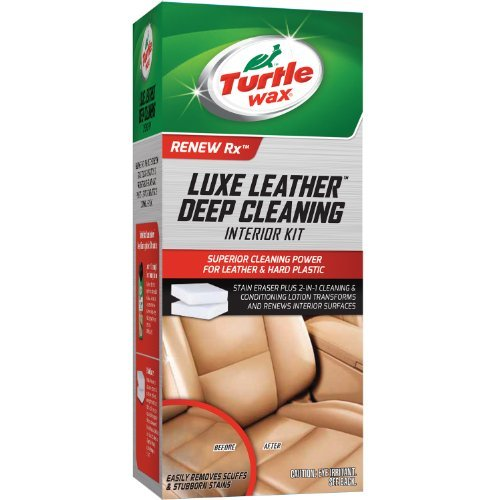 * LUXE LEATHER CLEAN KIT