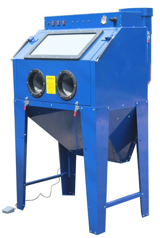 Sand Blast Cabinet - Front Load - Heavy Duty