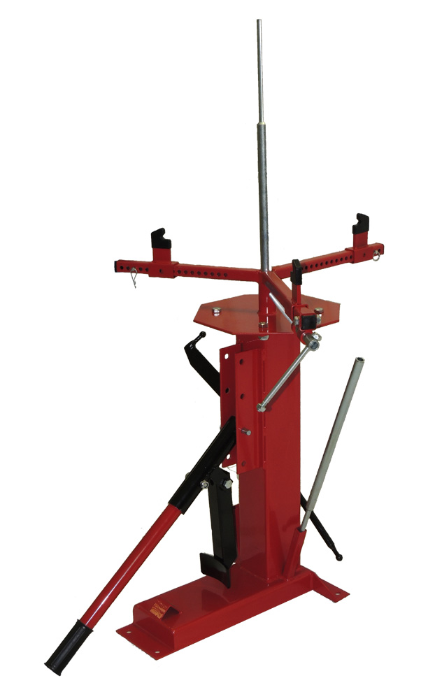 Motorcycle / ATV Manual Tire Changer