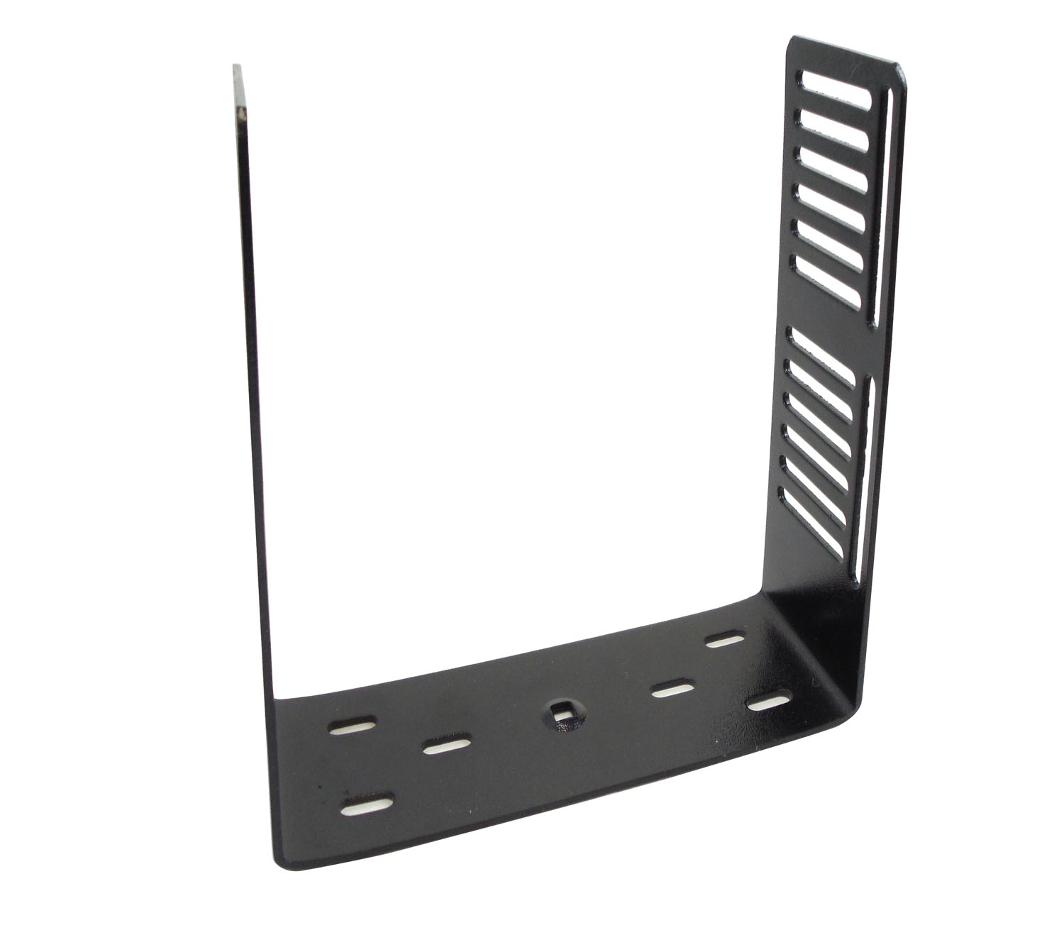 "DEEP H/D 9"" BRACKET FOR MOUNTING 2 DX RADIOS"