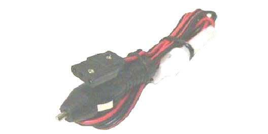 HD 3 PIN POWER CORD W/CIG PLUG