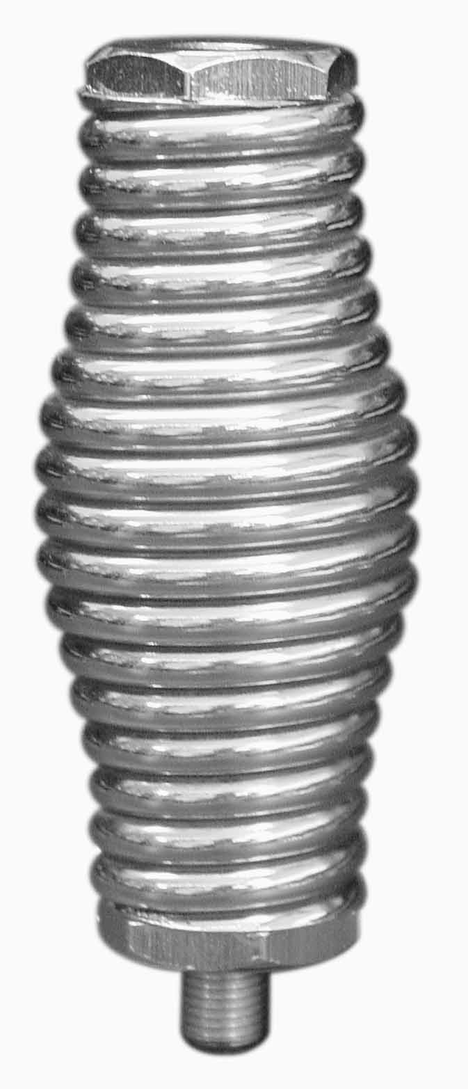 HEAVY DUTY STAINLESS STEEL BARREL SPRING
