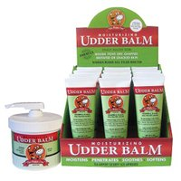 UDDER BALM DISPLAY 3OZ 12PK