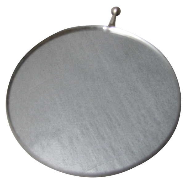 "Replacement 3 3/4"" Round Mirror Assembly Only"
