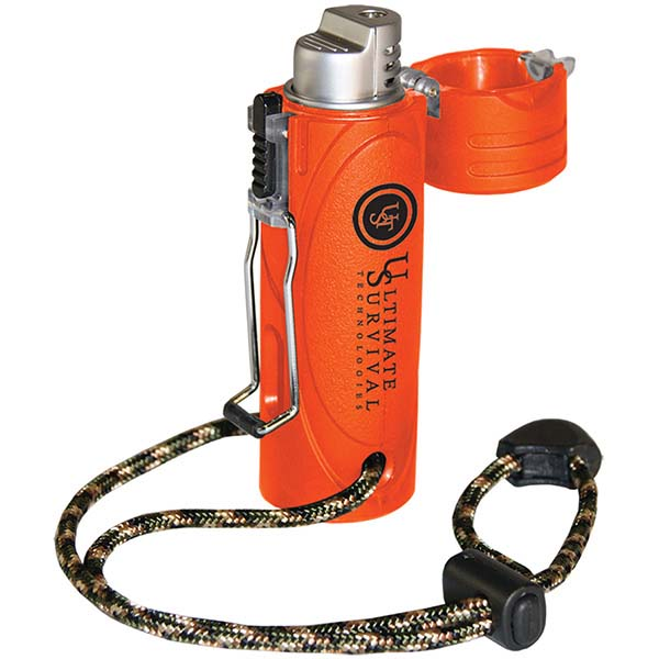 Trekker Stormproof Lighter, Orange