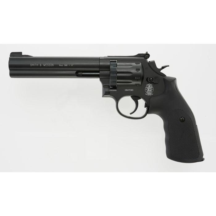 Umarex S&W 586 CO2 Pellet Revolver with 6 Barrel