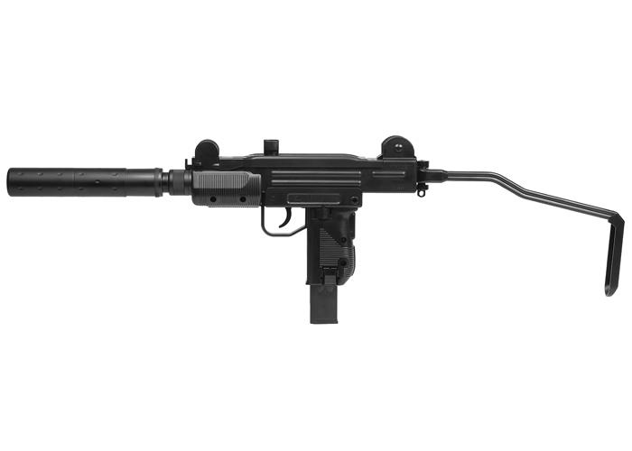 Umarex Mini Uzi Carbine Semi-Auto CO2 BB Gun with Folding Stock
