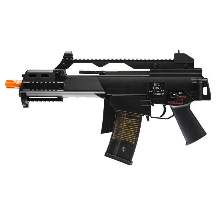 HK G36C 6mm AirSoft with Folding Stock